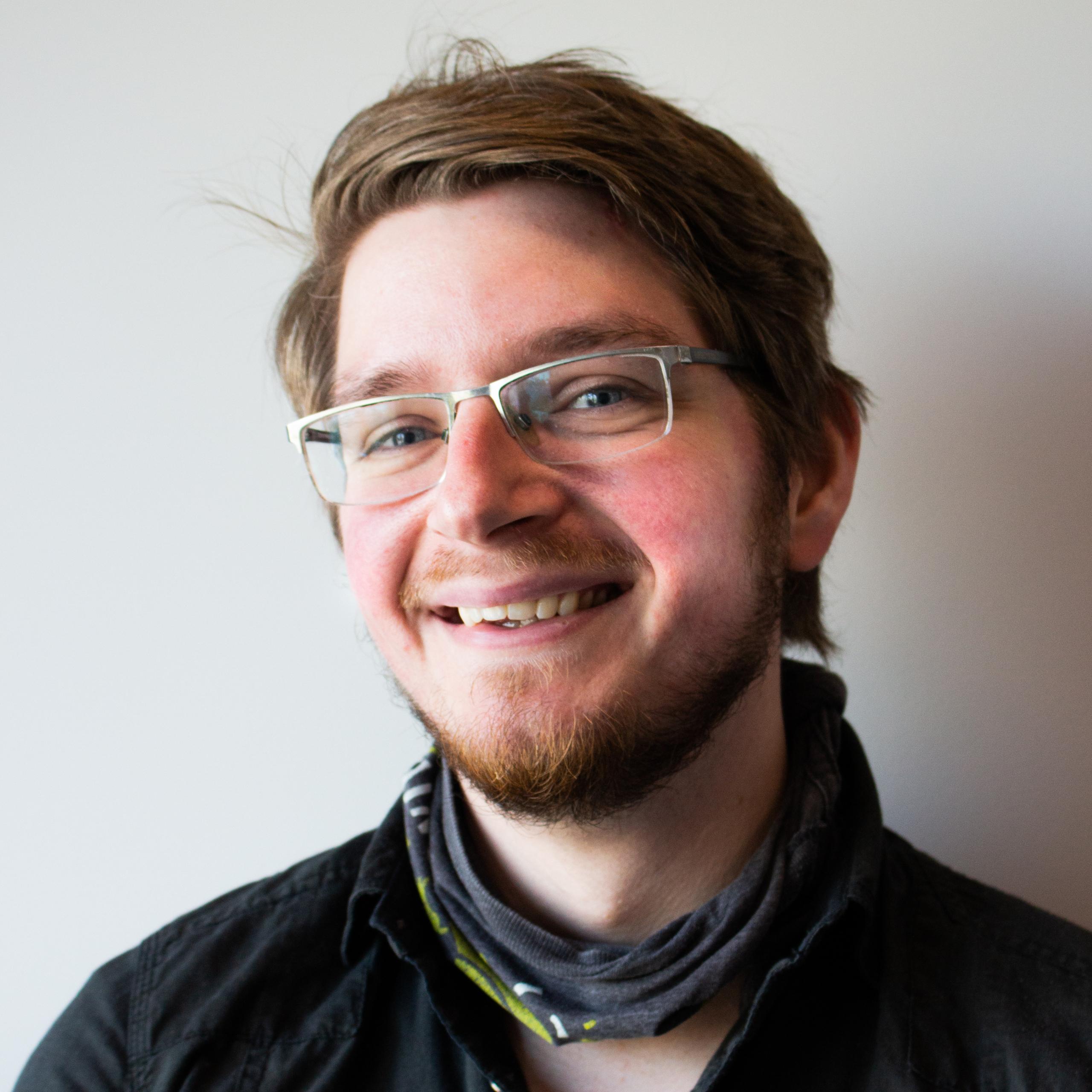 John Rosato<br /><small>Level Designer<br />at PCF Warsaw</small>